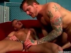 Hungry Policeman Tastes Thug`s Dick 3
