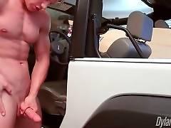 Hungry Brady Jensen Enjoys Solo Jerkoff 3
