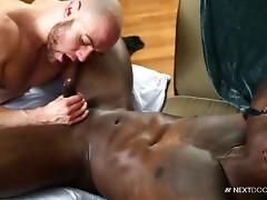 Hot Muscle Dudes. Dre & Jose Enrique Sanchez