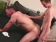 This Mature Guy Likes Anal Massage 2