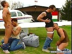 Jocks Take A Break To Fuck! - Luciano Endino, Antonyo Fargo, Steve Godunov, Brian Wels