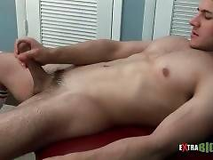 Toned Fellow Performs Awesome Solo Scene 4