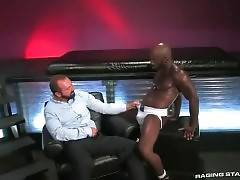 Race Cooper Acts For White Daddy Josh West 1