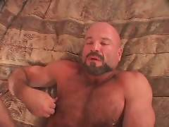 Tough Guy And Mature Bear Enjoy Awesome Fucking 3