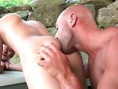 Horny Toned Studs Are Fondling Each Other 1