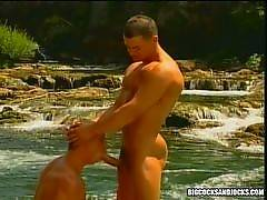 Fred Goldsmith Gets His Ass Pounded By Roberto Giorgio.