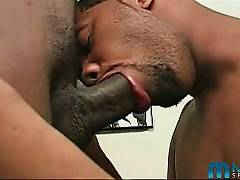 Turned On Ebony Friends Make Love 2
