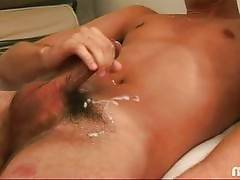 His First Gay Sex - Mathis Franko